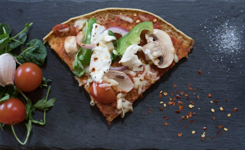 Boxty Pizza